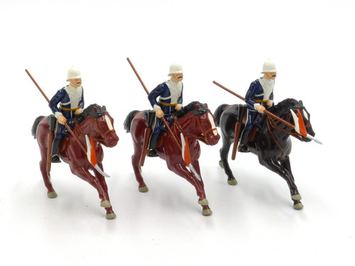 Imperial Toy Soldiers Set 39 17th Lancers, 1879