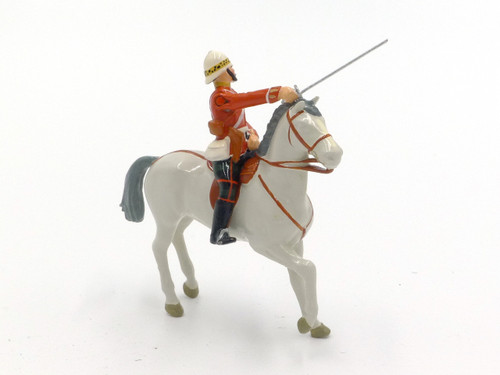 Imperial Toy Soldiers Set 33 Mounted Officer, 91st Highlanders 1879