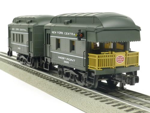 RMT 930212 Ready Made Trains O PEEP New York Central Passenger Car Set O Gauge