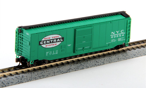 Bachmann N Scale Trains 19452 New York Central 50' Sliding Door Boxcar