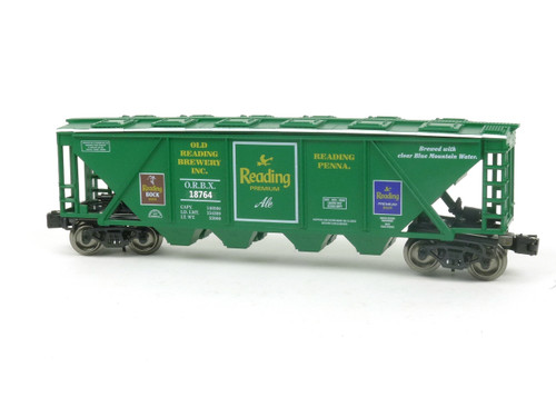 RMT 96390 Ready Made Trains Old Reading Brewery 4-Bay Hopper O Gauge