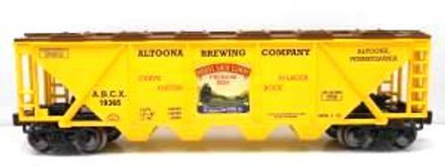 RMT 963913 Ready Made Trains Horseshoe Curve Beer 4-Bay Hopper O Gauge