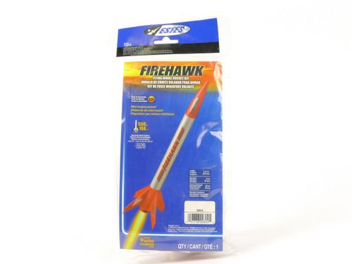 Estes 0804 Firehawk E2X Flying Model Rocket Kit