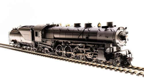 Broadway Limited 5473 MT Class 4-8-2 with Coal Tender Paragon 3 DC/DCC Sound & Smoke HO Scale Trains