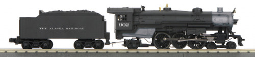 MTH Trains 30-1682-1 4-6-2 Alaska Imperial Pacific Steam Engine Proto-Sound 3.0