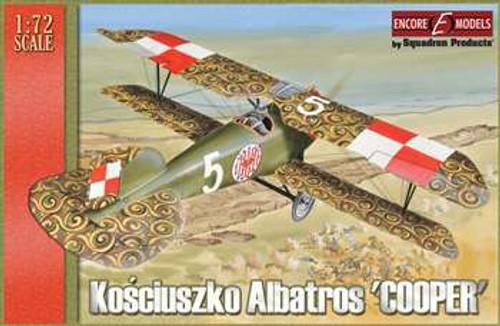 Encore Models 1/72 Kosciuszko Albatros 'Cooper - EC72103