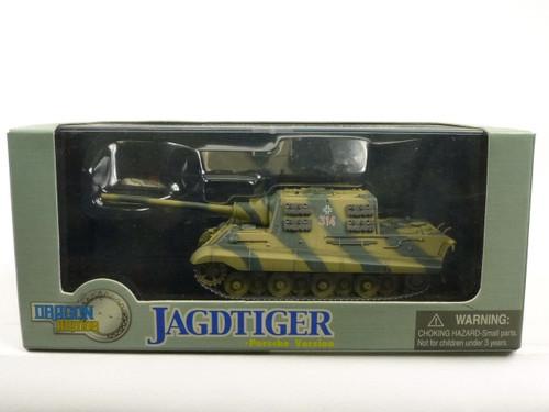Dragon Armor 60128 Jagdtiger Porsche Production Germany 1945 1/72 Diecast Model