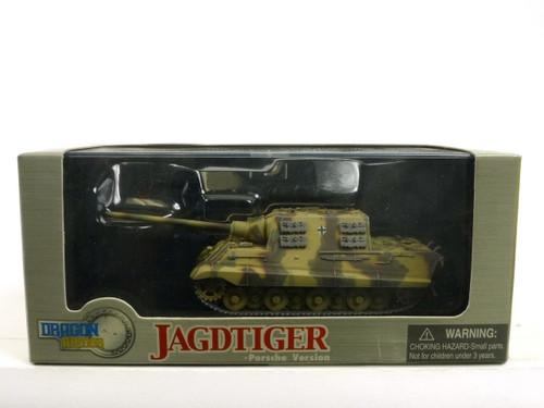 Dragon Armor 60127 WW2 Jagdtiger Porsche Version Germany 1944 1/72 Diecast Model