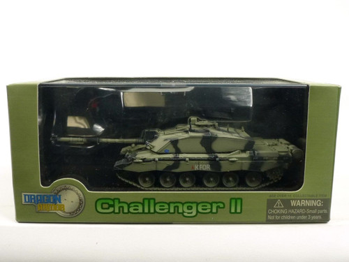 Dragon Armor 60036 Challenger II Royal Scots Gragoon Guards 1/72 Scale Diecast