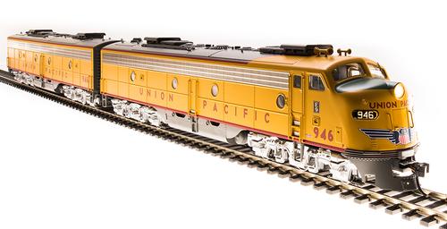 Broadway Limited #5439 HO P3 E9 A/B Diesels