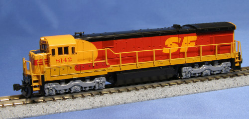 Model Trains Kato  Diesel Locomotive  Cab No 8142 N Scale