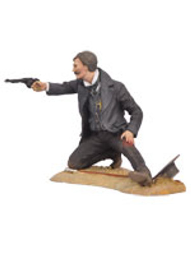 Black Hawk Toy Soldiers I'm Hit O.K.Corral Series FW-0305 54mm