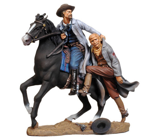 Black Hawk Set Toy Soldiers Cole Younger Rescuing Brother BH0213