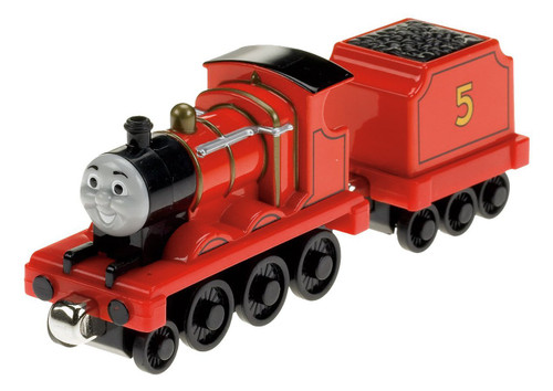 Fisher-Price Thomas The Train & Friends Take-N-Play James