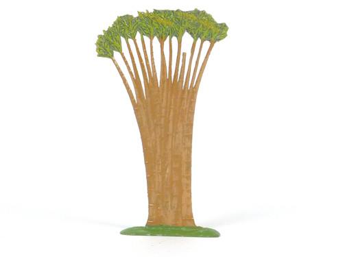 Hornung Art Bamboo Trees 7L Flat Hand Painted Metal Cast