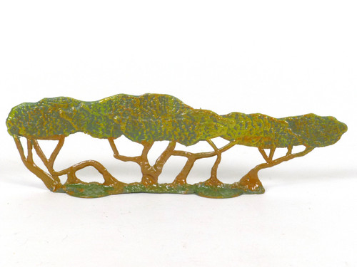 Hornung Art Mangroves 19L Flat Hand Painted Metal Cast