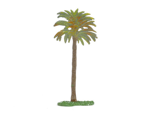 Hornung Art Prickly Palm Tree 5L Flat Hand Painted Metal Cast