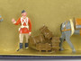 Blenheim Military Models British Mule Handlers with crates