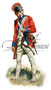 Fifer 2nd Continental Art 1782 - American Revolution