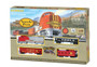 Bachmann Trains 00647 Santa Fe Flyer HO Scale Model Train Set