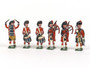Blenheim Military Models B37 Black Watch Pipes and Drums Basic Set 1900