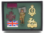 WBritain 8930 Captain Harold Ackroyd Victoria Royal Army Medical Corps Cross Hero