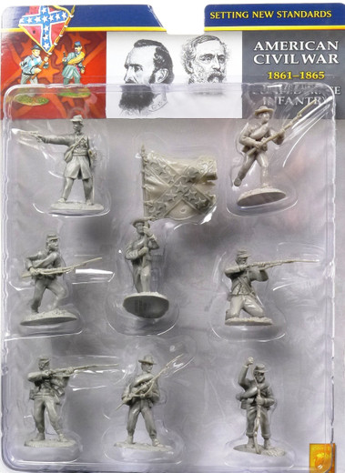 Army of Toys has  reviewed CONTE CONFEDERATE INFANTRY SET 2 REVIEW!