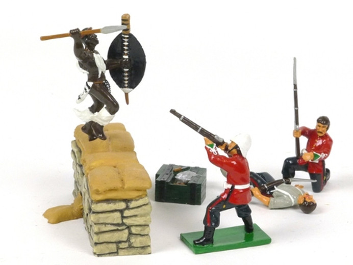 ​Hundreds of vintage toy soldiers now available at Trains and Toy Soldiers