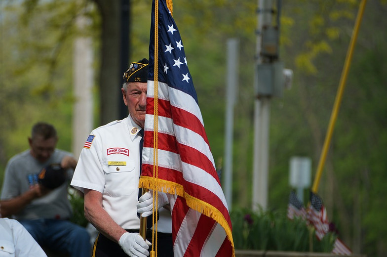 Trains and Toy Soldiers remembers on Memorial Day Weekend