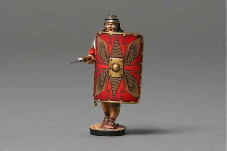 Trains and Toy Soldiers presents a short video on the soldiers of the Roman Empire