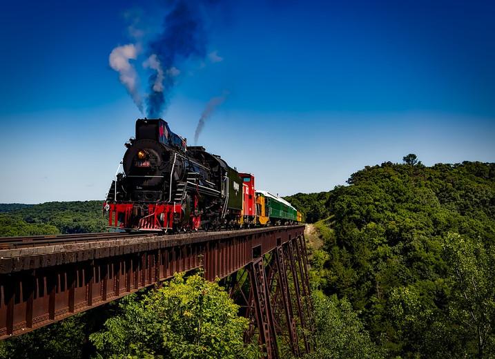Great Steam Trains that are still around