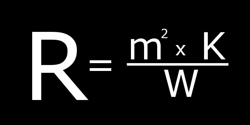 R Value Definition Calculation