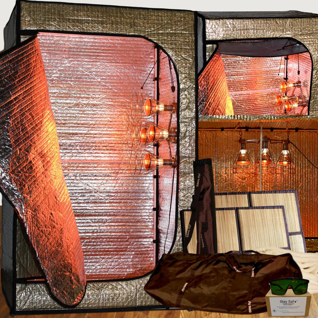 Sauna Fix Convertible Sauna Tent