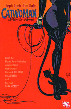 CATWOMAN WHEN IN ROME TPB