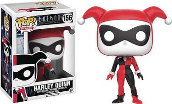 POP BATMAN THE ANIMATED SERIES - HARLEY QUINN VINYL FIG