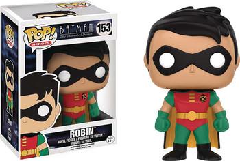 POP BATMAN THE ANIMATED SERIES - ROBIN VINYL FIG