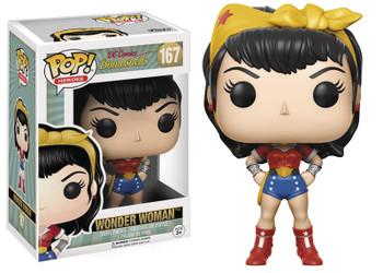 POP DC BOMBSHELLS - WONDER WOMAN VINYL FIG