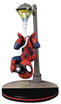 MARVEL HEROES SPIDER-MAN SPIDER CAM Q-FIG FIGURE