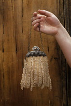 Art Deco 1920s Beaded Vintage Bag