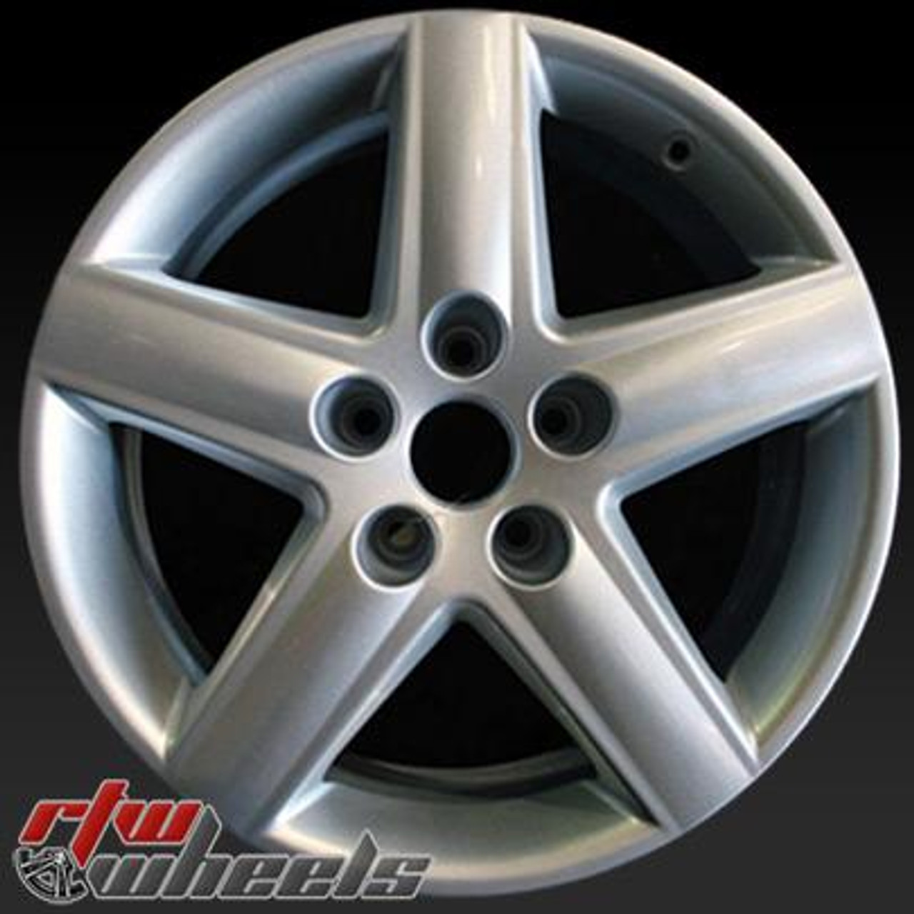 "17"" Audi A4 Oem Wheels For Sale 2002-2011 Silver Rims 58749"