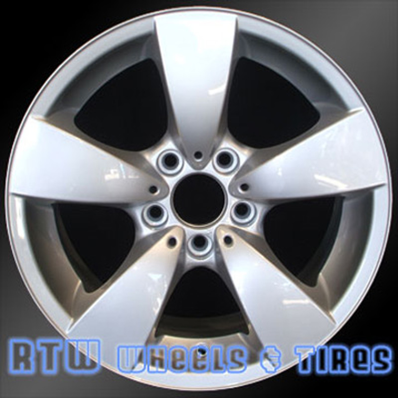 BMW 5 Series Wheels For Sale 2004-2010 Silver 59471