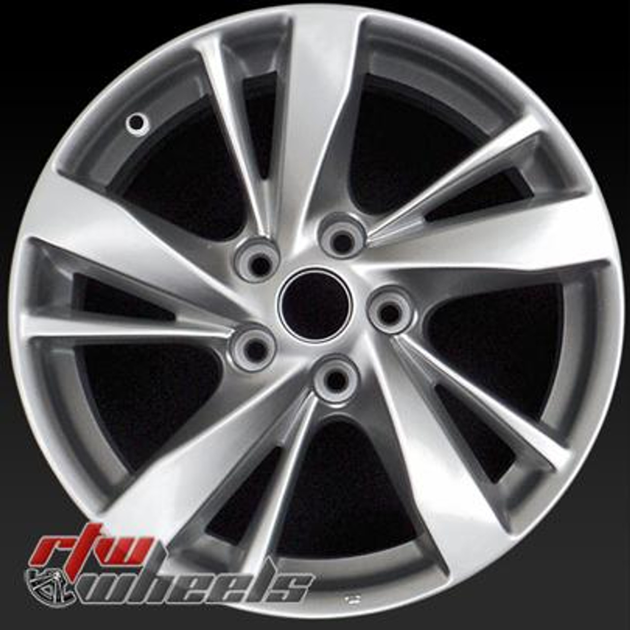 17 nissan altima wheels for sale 2013 2014 silver rims 62593. Black Bedroom Furniture Sets. Home Design Ideas