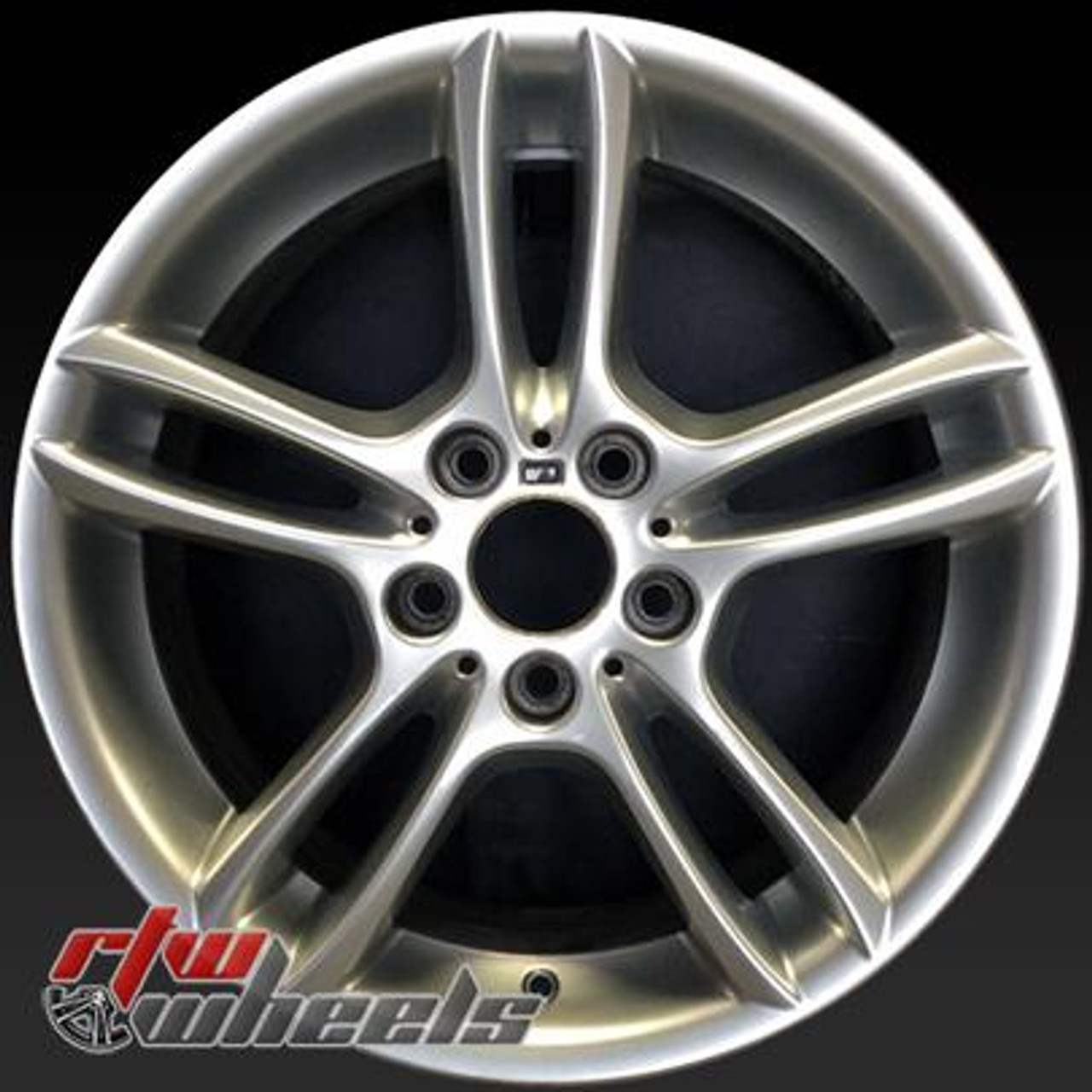"18"" BMW 1 Series Wheels For Sale 2008-2013 Silver Rims 71254"