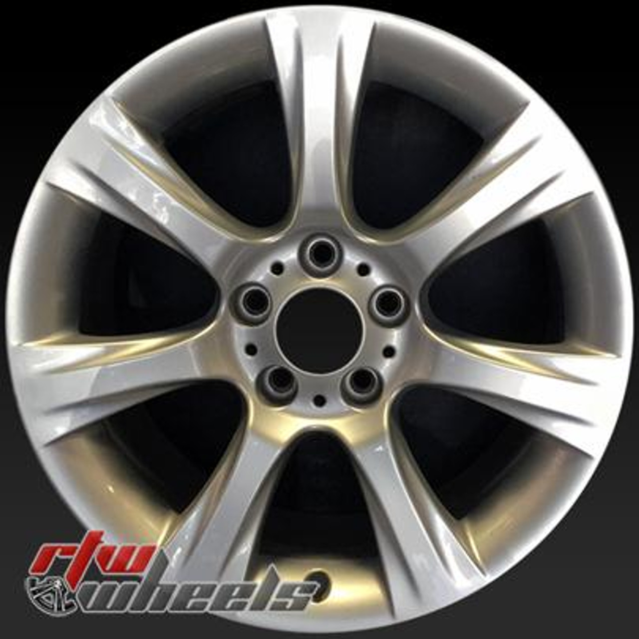 "18"" BMW Wheels For Sale 2012-2016 Silver Rims 71542"