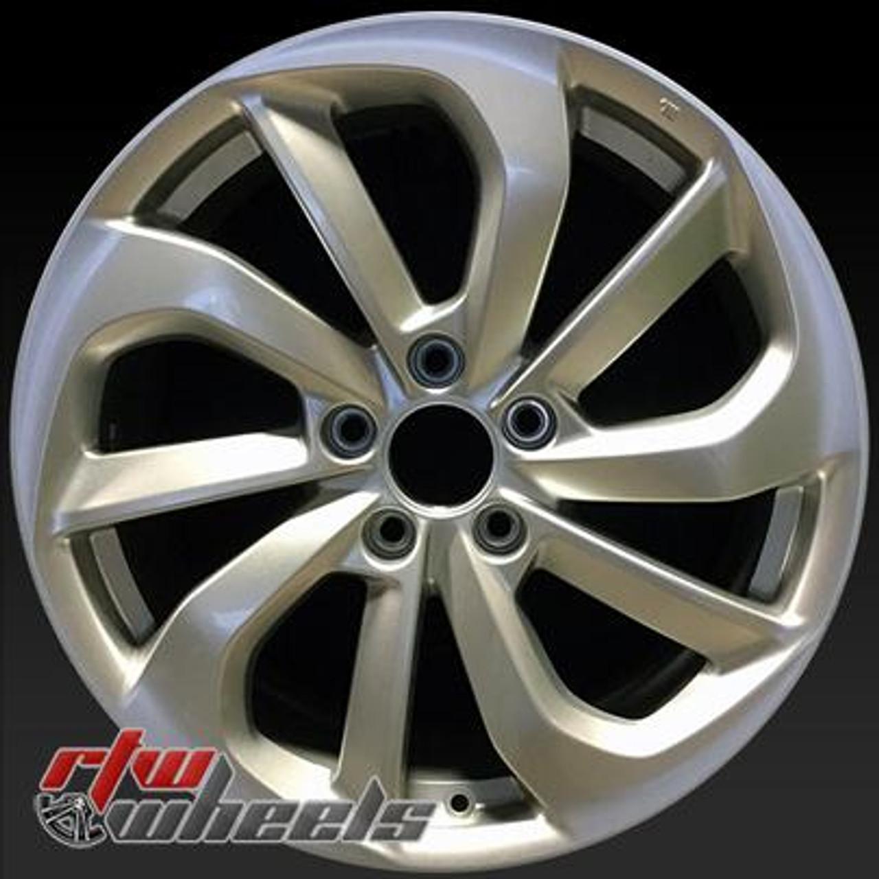 Acura RDX Wheels For Sale Silver Rims - Acura oem wheels