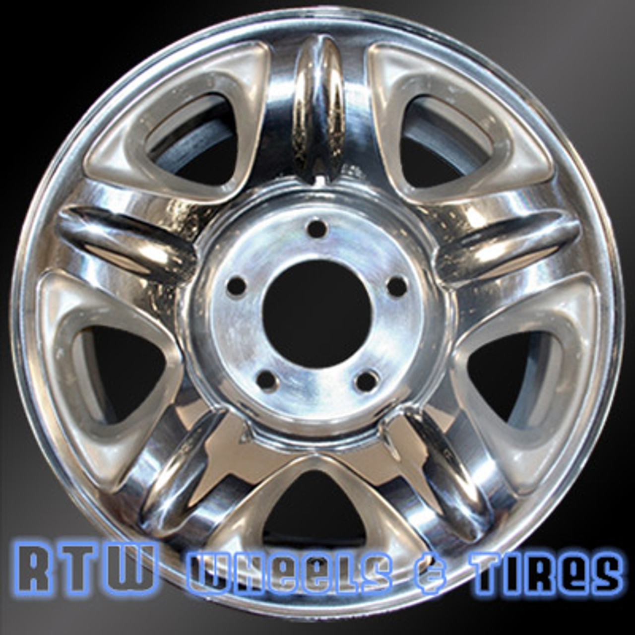 1997 Ford Expedition For Sale: Ford Expedition Wheels For Sale 1997-1999 Polished 3255