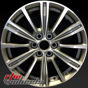 18 inch Cadillac XT5  OEM wheels 4798 part# 23101924