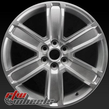 20 inch Cadillac XT5  OEM wheels 4800 part# 22996333