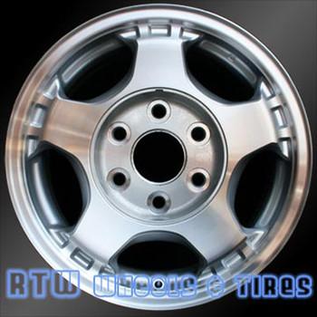 16 inch Chevy Silverado  OEM wheels 5073 part# 9592558