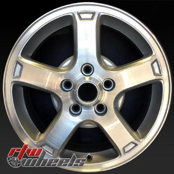 16 inch Chevy Car  OEM wheels 5164 part# 09594458